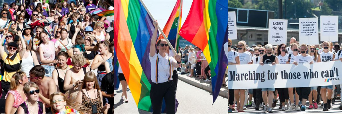 EuroPride Parade